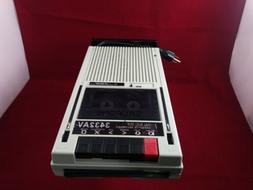 Califone Cassette Recorder Player 3432AV Headphone Jacks.. w