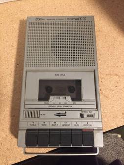 Emerson Cassette Recorder CRC 90S