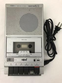 Emerson Cassette Recorder CRC90S Portable TESTED WORKING