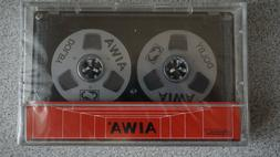 AIWA Demo Tape C-14 cassette   New Sealed old stock