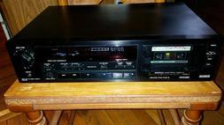 DENON DR-M33 Stereo 3 Head Cassette Deck