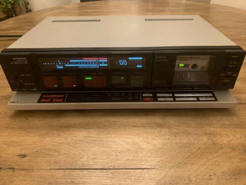 ad f990u cassette deck