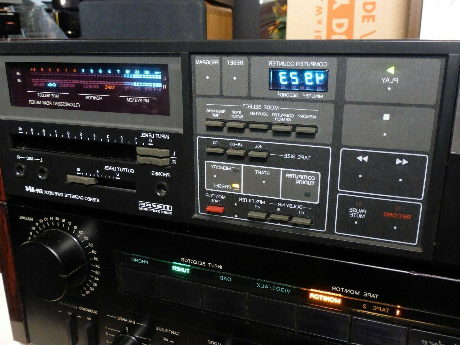 Denon Stereo EXTRAS