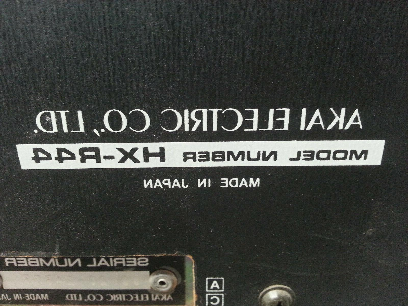 Akai HX-R44 Deck