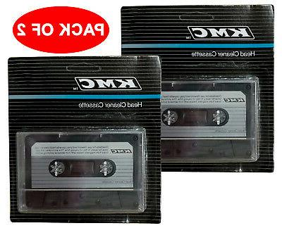 lot of 2 new audio tape dry