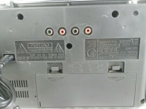 Emerson Radio Cassette AC2420