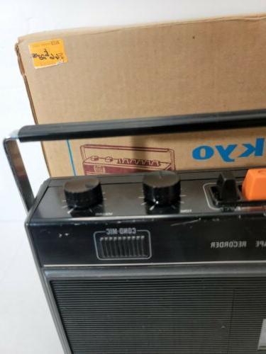 Sankyo ST-220 Tape Recorder Rare Vintage No Cord