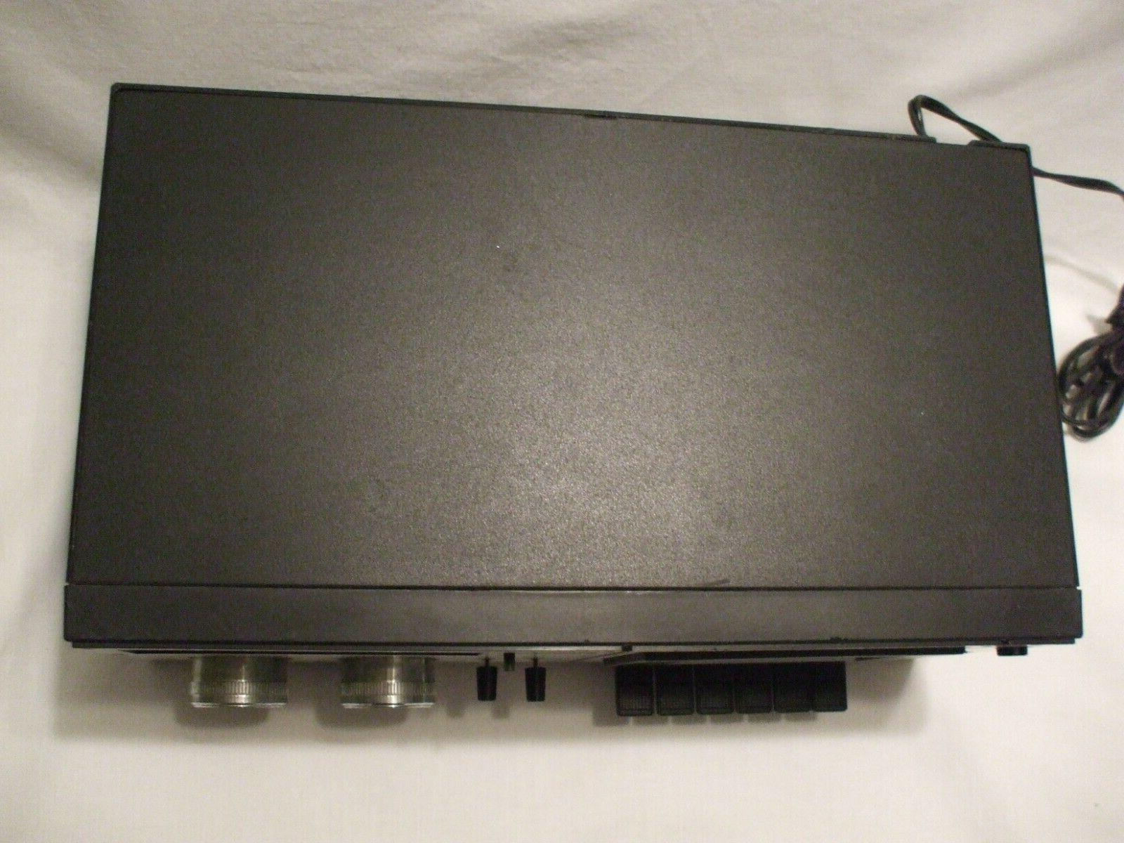 SANKYO STD-1650 Stereo Deck Vintage repair
