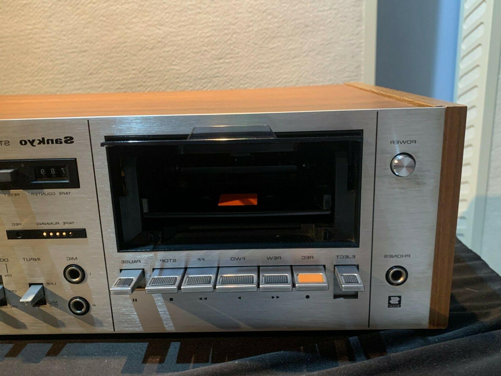 Sankyo STD-2000 Cassette - As
