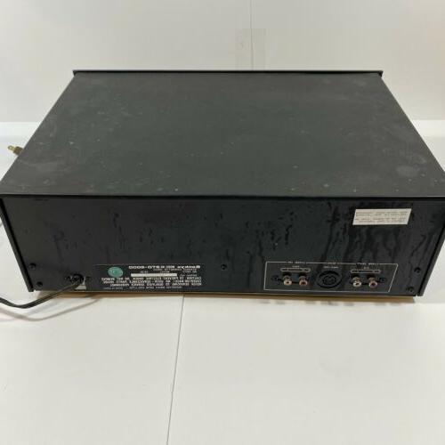 Vintage Sankyo STD-2000 Cassette Dolby Aesthetic