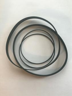 *New 4 Belt Replacement BELT SET*  SONY TC-WE425 Dual Deck C