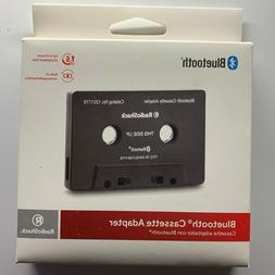 RadioShack Bluetooth Cassette Adapter, for Cassette Decks/Ca
