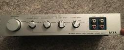 Akai Tape Deck Selector DS-5 Silver 4 Deck free shipping, us
