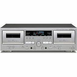 Teak Double cassette deck  TEAC W-1200