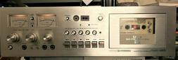Tested Akai GXC-740D Cassette Player Recorder